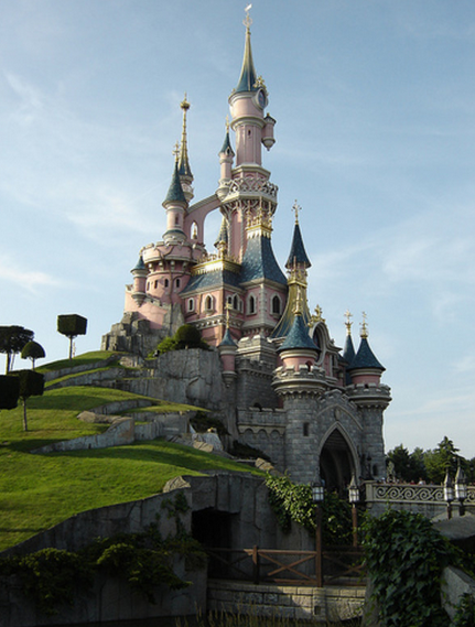Dizzyingly magical Disneyland Paris: enchantment for all the family