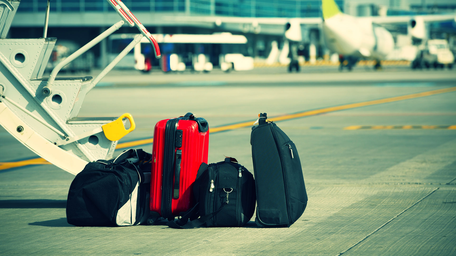What to Take on the Aeroplane With You - Markdions Bartrams Travels